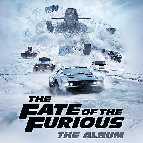 Alliance Various Artists - The Fate of the Furious: The Album