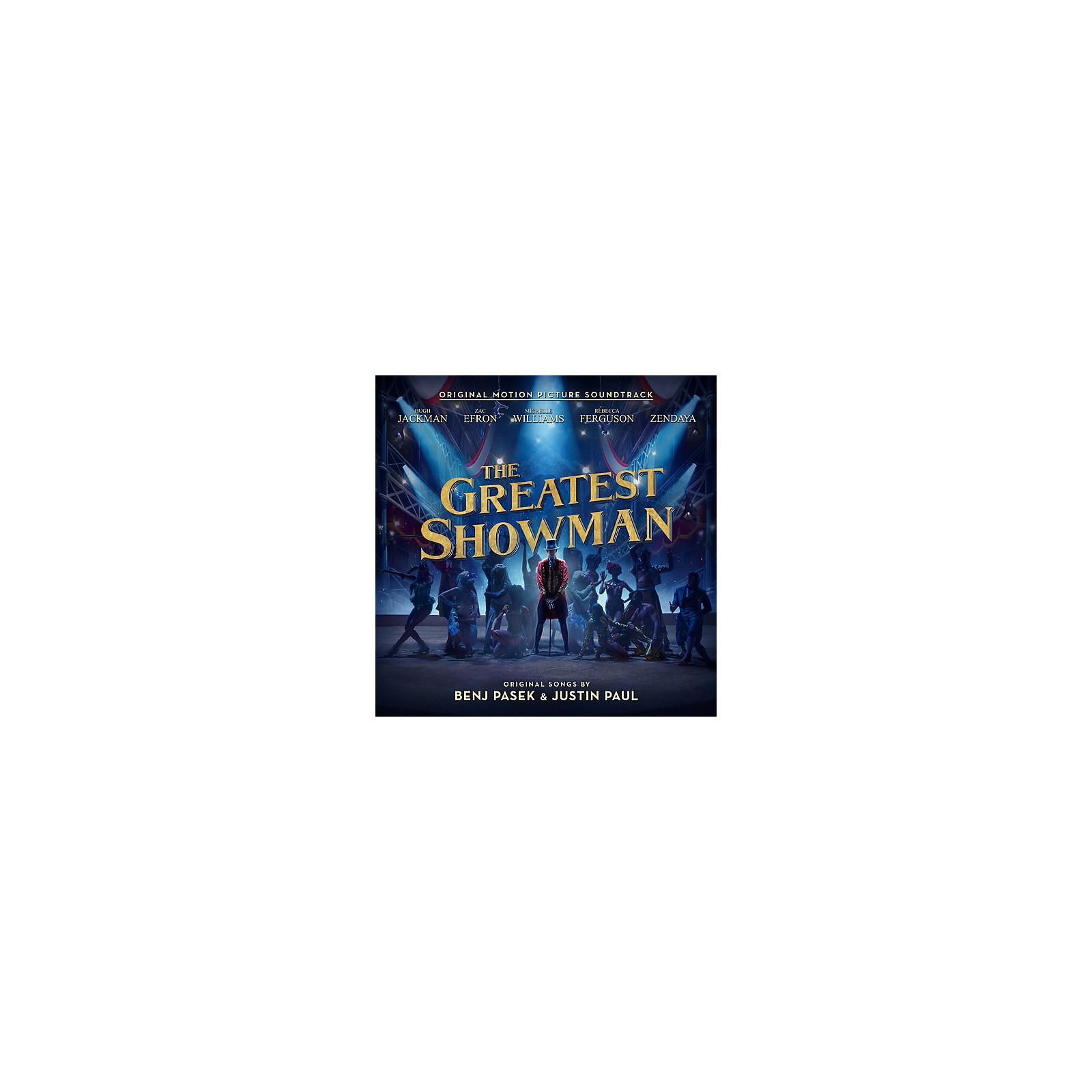 WEA Various Artists - The Greatest Showman (Original Motion Picture Soundtrack)