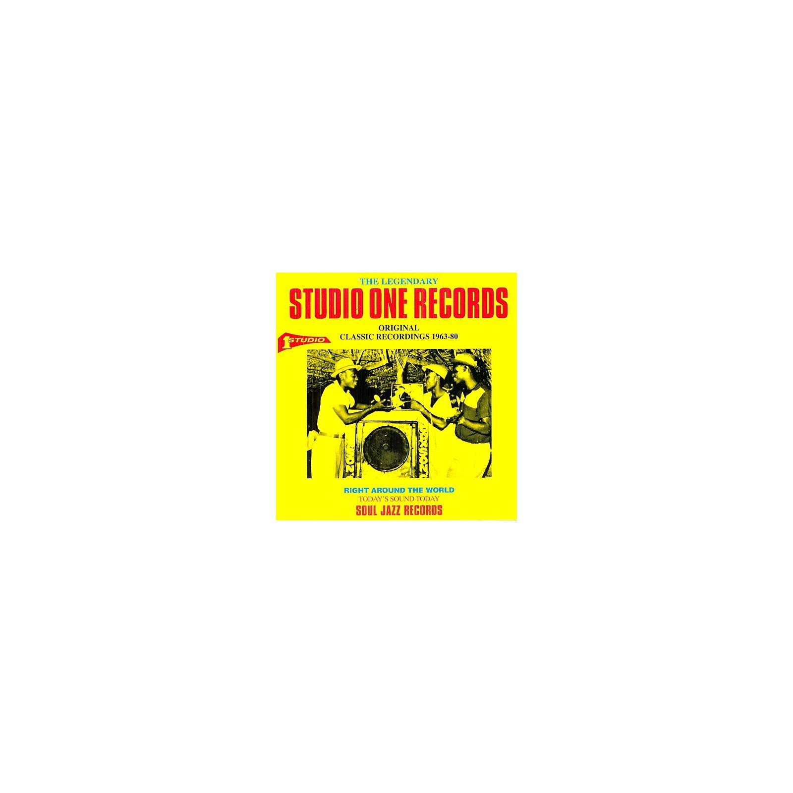 Alliance Various Artists - The Legendary Studio One Records: Original Classic Recordings 1963-80