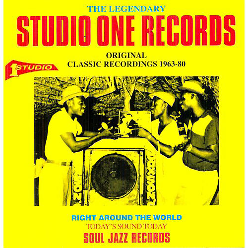 Alliance Various Artists - The Legendary Studio One Records: Original Classic Recordings 1963-80