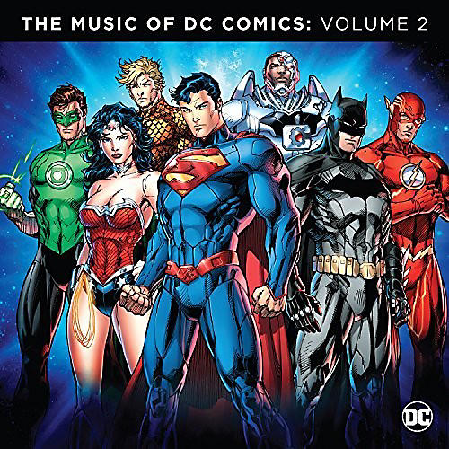 Alliance Various Artists - The Music Of DC Comics, Vol. 2