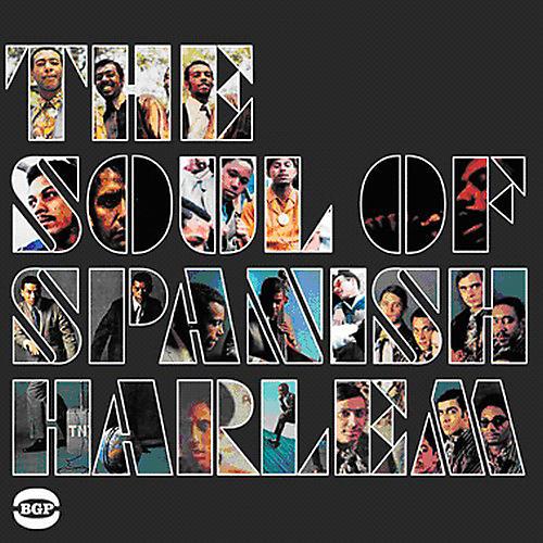 Alliance Various Artists - The Soul Of Spanish Harlem