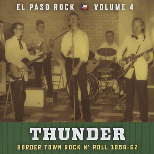 Alliance Various Artists - Thunder: El Paso Rock 4 / Various
