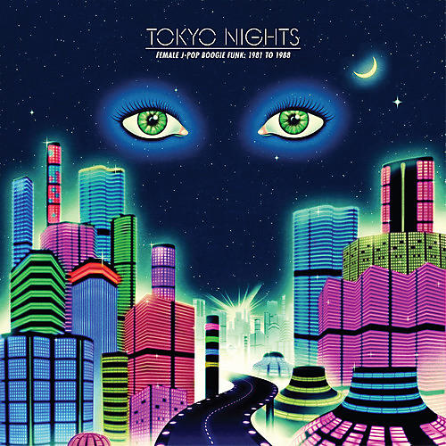 Alliance Various Artists - Tokyo Nights: Female J-Pop Boogie Funk (Various Artists)