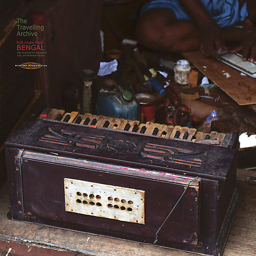 Alliance Various Artists - Travelling Archive-Folk Music from Bengal / Various