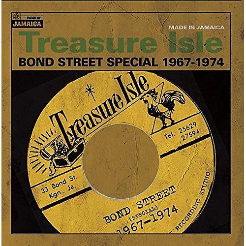 Alliance Various Artists - Treasure Isle: Bond Street Special 1967-1974