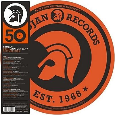 Various Artists - Trojan 50th Anniversary