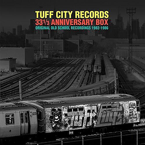 Alliance Various Artists - Tuff City Records (Orignal Old School Recordings 1982-1986)