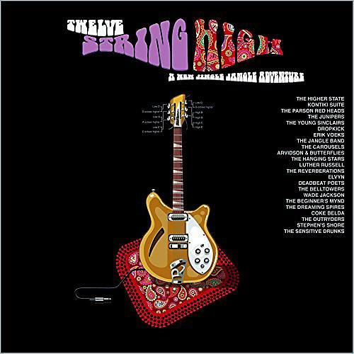 Alliance Various Artists - Twelve String High / Various
