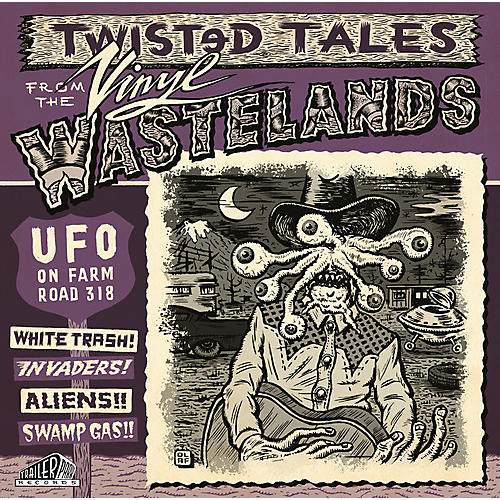 Alliance Various Artists - Ufo On Farm Road 318: Twisted Tales From / Various