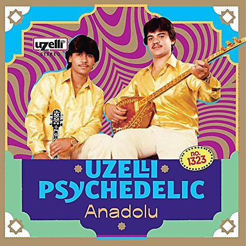 Alliance Various Artists - Uzelli Psychedelic Anadolu