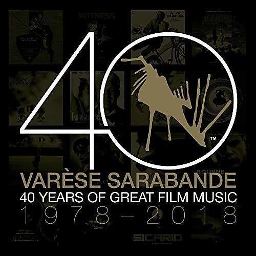 Alliance Various Artists - Varese Sarabande: 40 Years Of Great Film Music 1978-2018