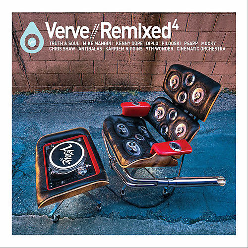 Alliance Various Artists - Verve Remixed, Vol. 4