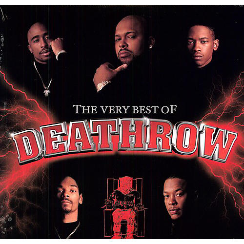 Alliance Various Artists - Very Best of Death Row / Various