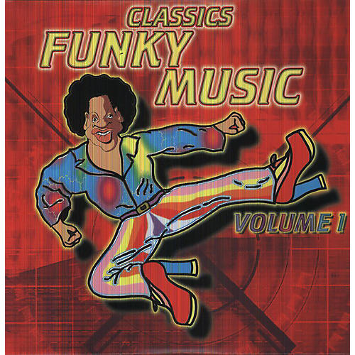 Alliance Various Artists - Vol. 1-Funky Music / Various