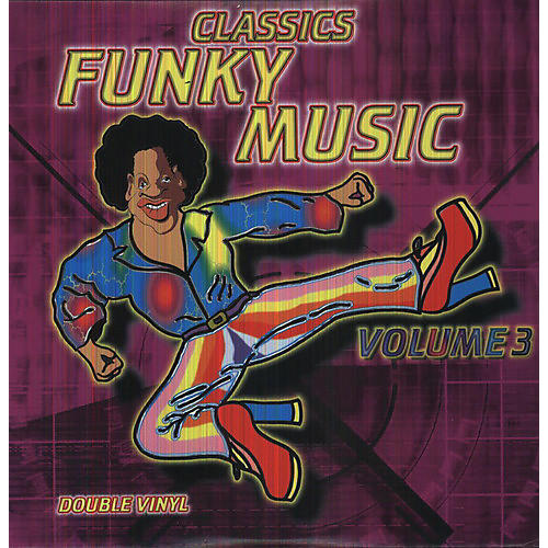 Alliance Various Artists - Vol. 3-Funky Music / Various