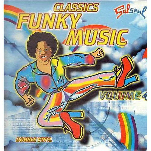 Alliance Various Artists - Vol. 4-Funky Music / Various