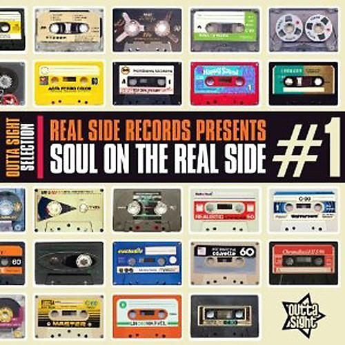 Alliance Various Artists - Vol.1 Soul On The Real Side / Various