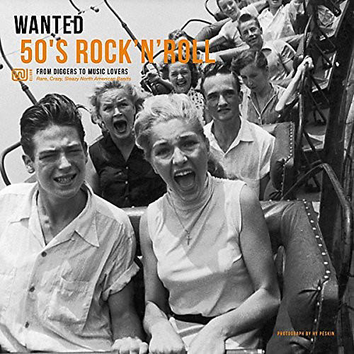 Alliance Various Artists - Wanted 50's Rock N Roll / Various