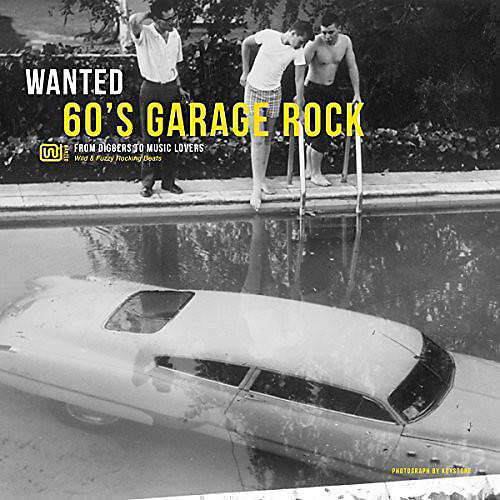 Alliance Various Artists - Wanted 60's Garage Rock / Various