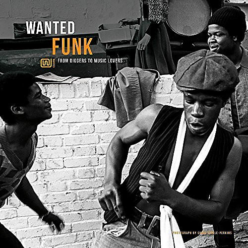 Alliance Various Artists - Wanted Funk / Various