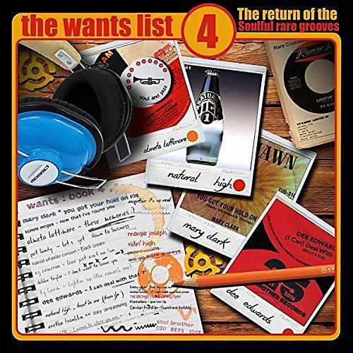 Alliance Various Artists - Wants List Vol 4 / Various