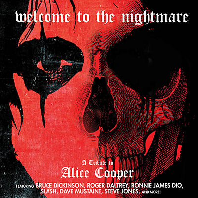 Various Artists - Welcome To The Nightmare - A Tribute To Alice Cooper / Various