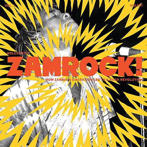 Alliance Various Artists - Welcome To Zamrock 1 / Various
