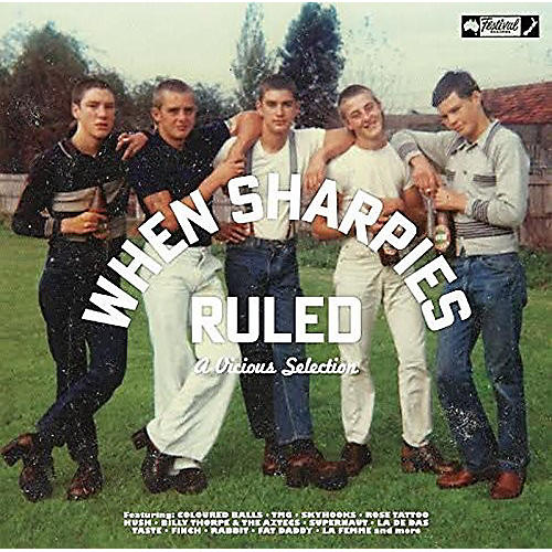 Alliance Various Artists - When Sharpies Ruled: Vicious Selection / Various
