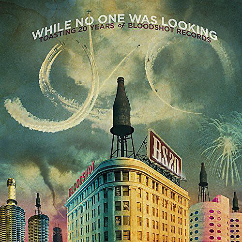 Alliance Various Artists - While No One Was Looking: Toasting 20 Years / Various