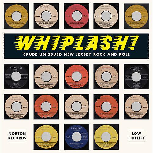 Alliance Various Artists - Whiplash-crude Unissued New Jersey Rock & / Var