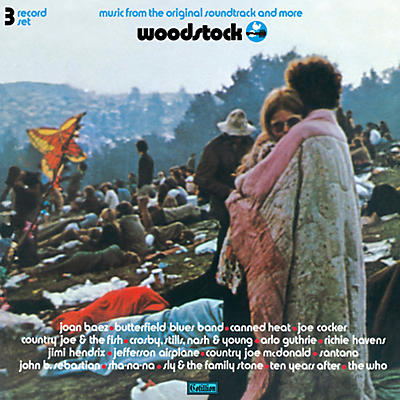 Various Artists - Woodstock: Music From The Original Soundtrack And More (Various Artis)
