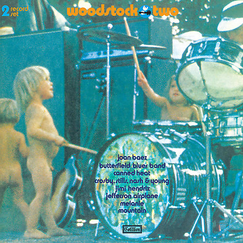 Alliance Various Artists - Woodstock Two (Various Artists)