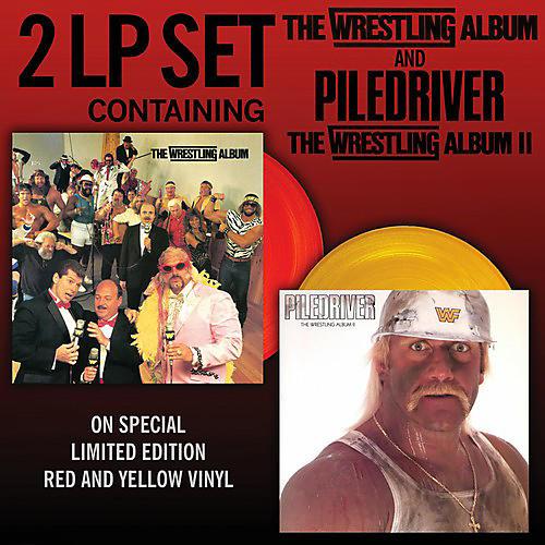 Alliance Various Artists - Wrestling Album / Piledriver 30th Anniv Ed / Var