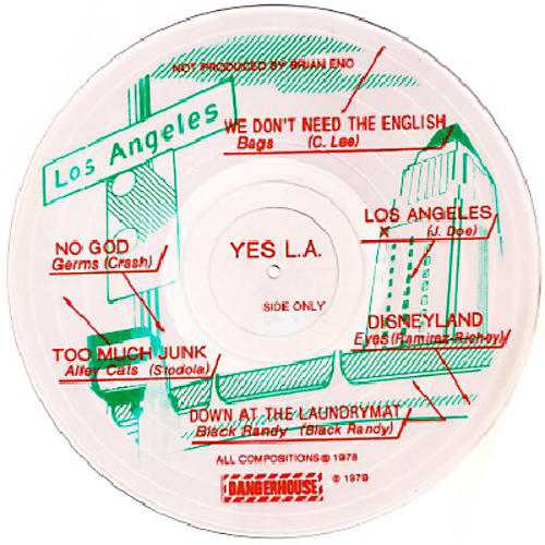 Alliance Various Artists - Yes L.A. / Various