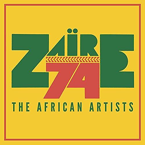 Alliance Various Artists - Zaire 74 (Various Artists)
