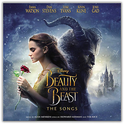 Various Artists Beauty And The Beast: The Songs [LP][Blue]