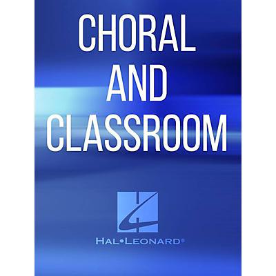 Hal Leonard Vasija De Barro SATB Composed by William Belen