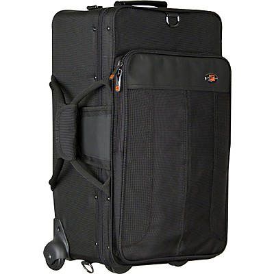 Protec Vax Trumpet Combo Case with Wheels
