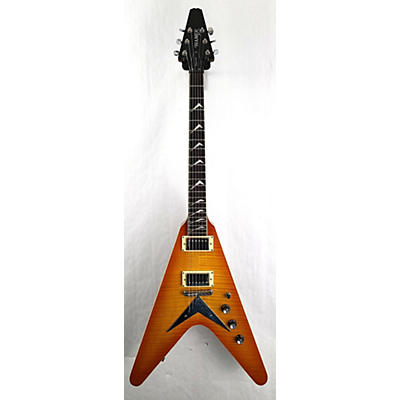 Hamer Vector F/t Solid Body Electric Guitar