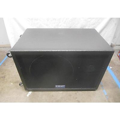 Isp Technologies Vector SL Guitar Subwoofer Guitar Cabinet