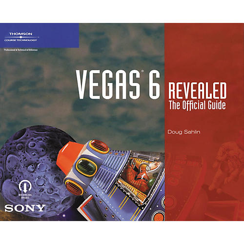 Course Technology PTR Vegas 6 Revealed the Official Guide (Book)