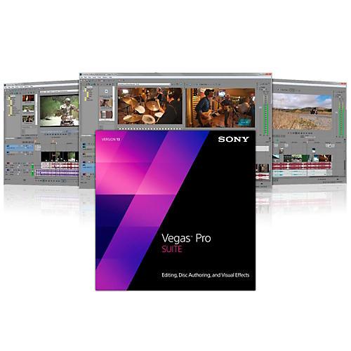 download vegas pro 13