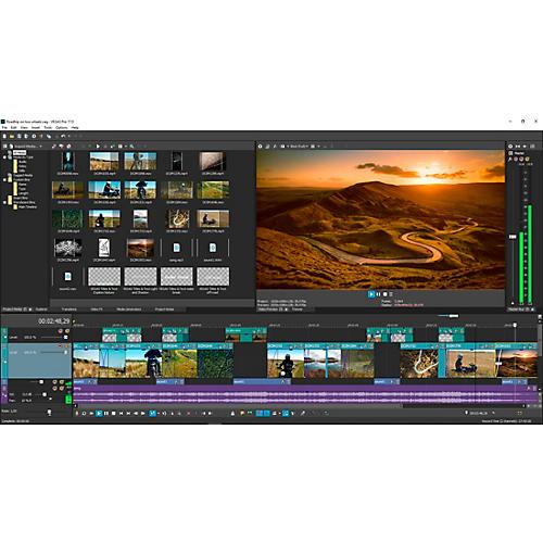 Magix Vegas Pro 17 Edit Upgrade (Download)