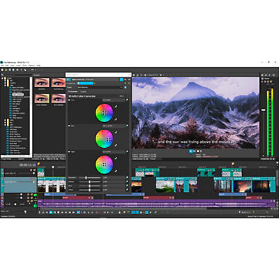Magix Vegas Pro 17 Upgrade (Download)