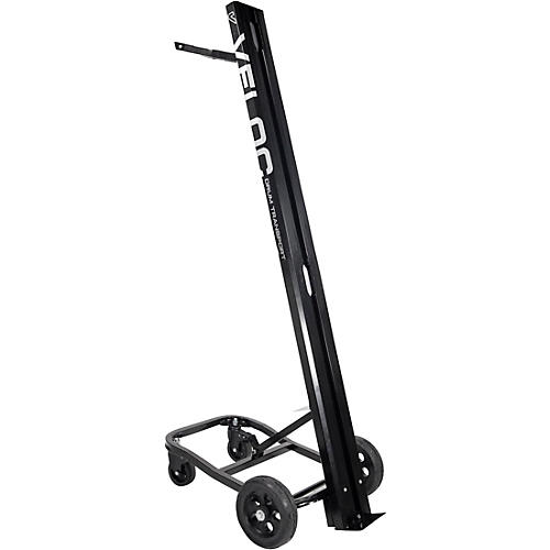 Gruv Gear Veloc Magnetic Drum Transport Cart Black