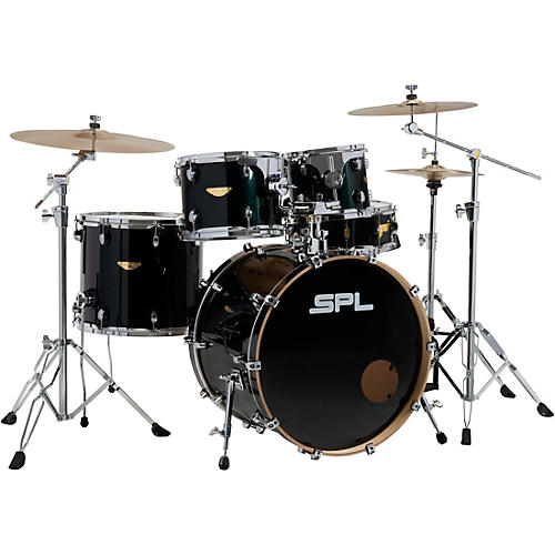 Sound Percussion Labs Velocity 5-Piece Shell Pack Midnight Sequin