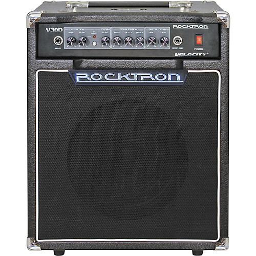 Rocktron Velocity Series V30D 30W 1x10 Guitar Combo Amp