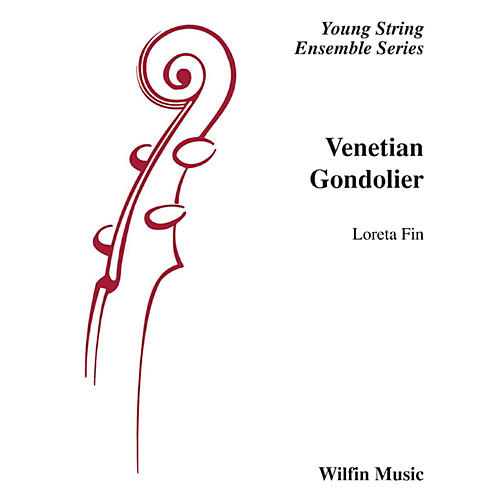 Wilfin Music Venetian Gondolier String Orchestra Grade 1