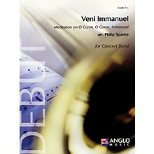 Anglo Music Press Veni Immanuel (Meditation on O Come, O Come, Immanuel) Concert Band Level 2.5 Arranged by Philip Sparke